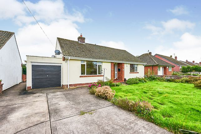 Thumbnail Bungalow for sale in Harker Park Road, Harker Park, Carlisle, Cumbria