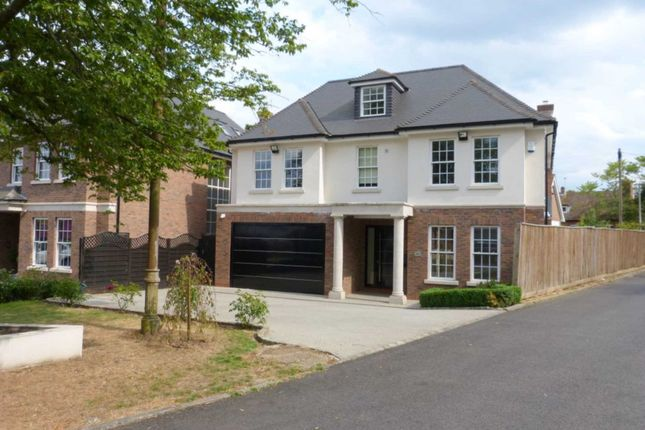 Thumbnail Detached house for sale in Barham Avenue, Elstree, Borehamwood