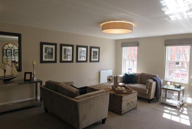 Thumbnail Flat to rent in St. John Street, Lichfield