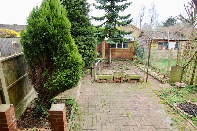 Garden (3) of Honiton Road, Nottingham NG8