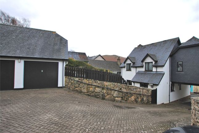 Thumbnail Detached house for sale in New Street, Chagford, Newton Abbot