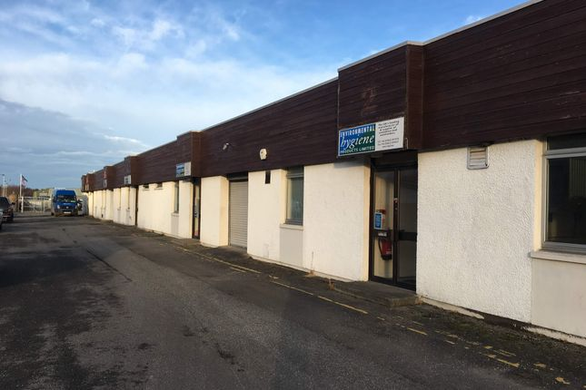 Thumbnail Light industrial to let in Various Commercial Units, Blairliath Industrial Estate, Tain