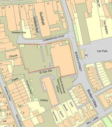 Promap of Boden Street, Chard TA20