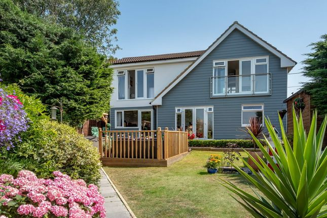 Thumbnail Detached house for sale in Battery Road, Cowes, Isle Of Wight