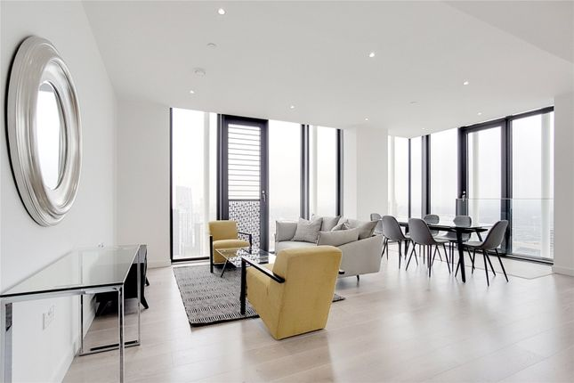 Thumbnail Flat to rent in Great Eastern Road, London
