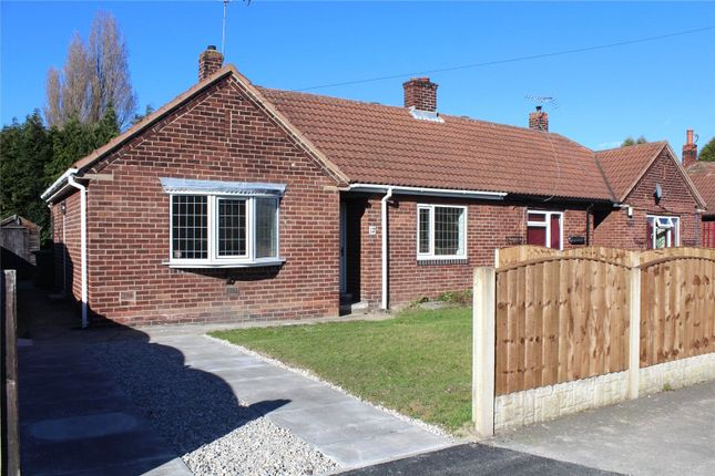 2 bed bungalow to rent in Briar Bank, Kinsley, Pontefract, West Yorkshire WF9