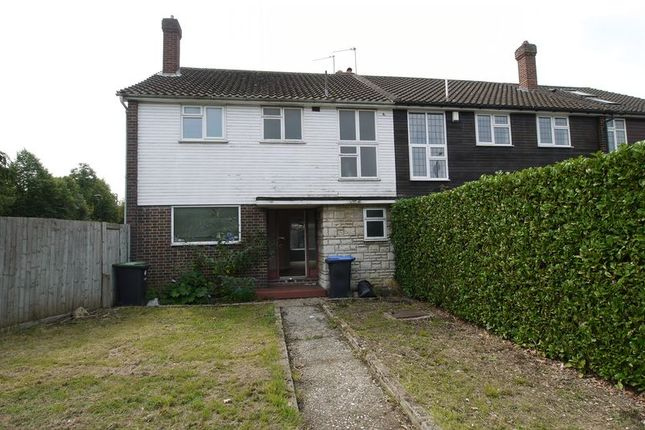 Thumbnail Terraced house to rent in Bramley Road, London