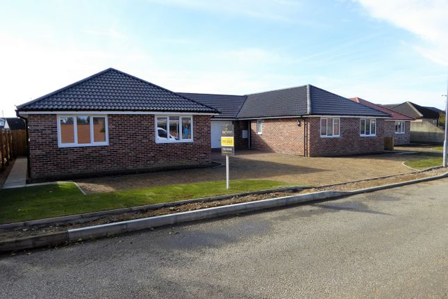 Thumbnail Bungalow for sale in Orchard Way, Southery, Downham Market