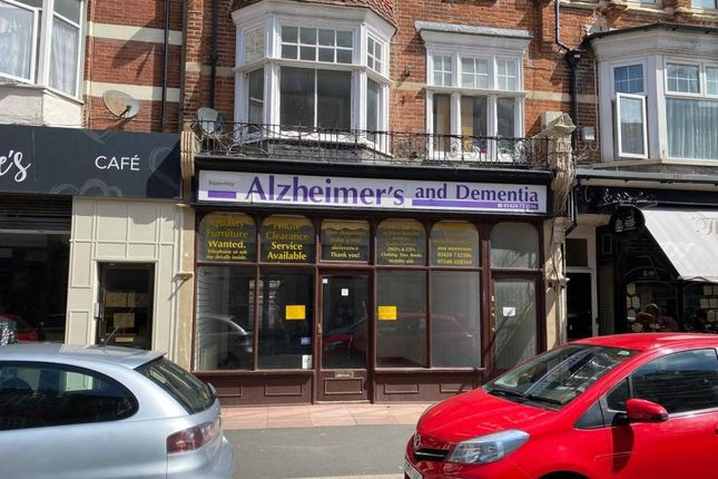 Thumbnail Retail premises to let in 33 St Leonards Road, Bexhill On Sea
