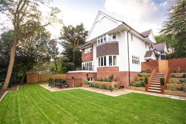 Thumbnail Detached house for sale in Lilliput, Poole, Dorset