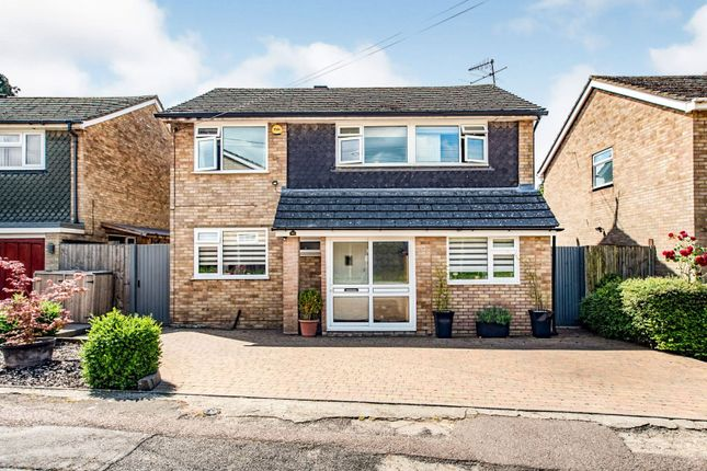 Thumbnail Detached house for sale in Tannsmore Close, Hemel Hempstead