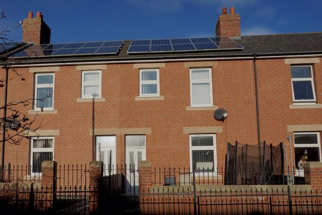 Thumbnail Terraced house to rent in Wylam Street, Craghead, Stanley