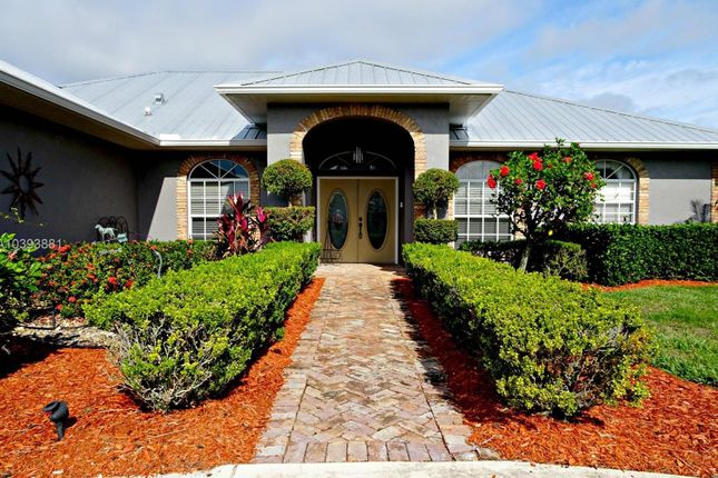Houses For Sale In Vero Beach Highlands