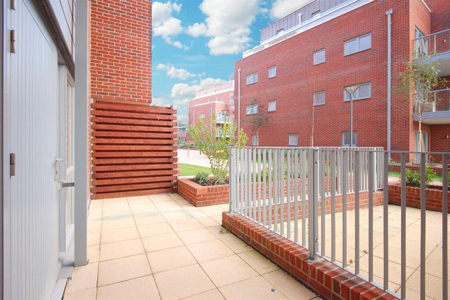 Courtyard of Collins Building, Wilkinson Close, London NW2