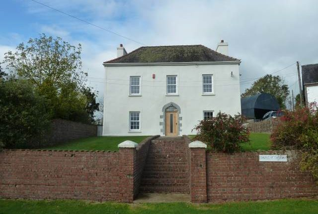Thumbnail Detached house to rent in Midway Cross Hands/Carmarthen