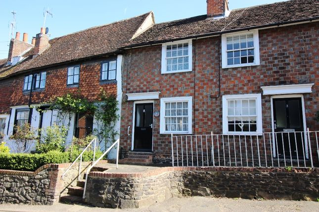 Thumbnail Terraced house for sale in The Bank, Ightham
