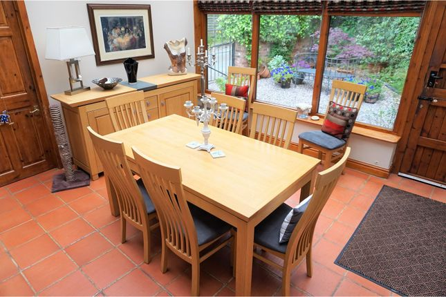 Dining Room of Whirley Road, Macclesfield SK10
