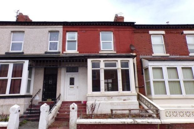 Thumbnail Terraced house to rent in St. Pauls Road, Blackpool