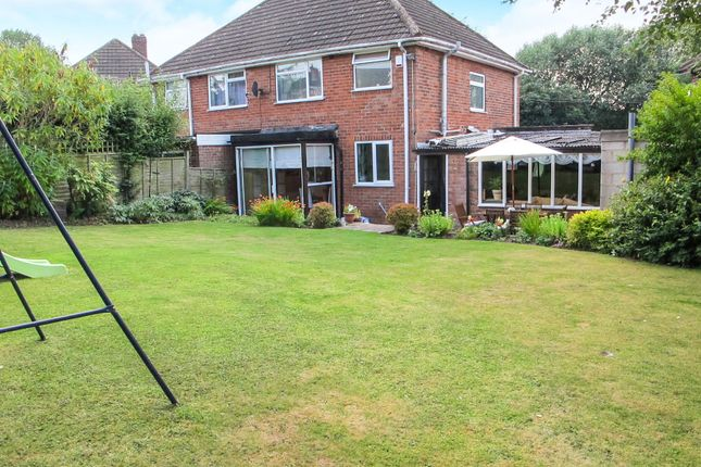 Thumbnail Semi-detached house for sale in Streamside Way, Solihull