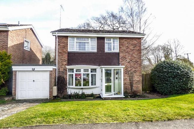 Thumbnail Detached house for sale in Sharnbrook, Beds