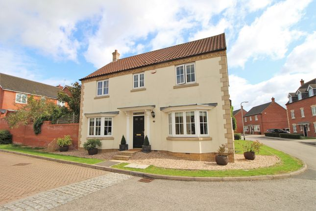 Thumbnail Detached house for sale in Briarwood Way, Wollaston