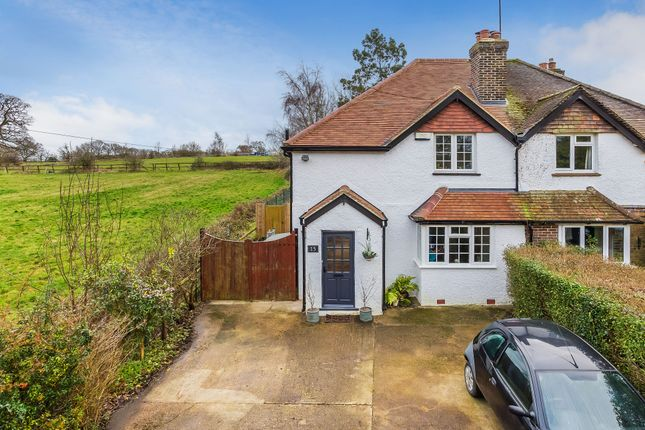 Semi-detached house for sale in Tanhouse Road, Oxted