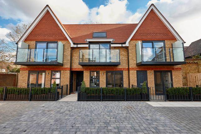 Thumbnail Duplex for sale in Park Mews, Park Road, Bushey Village
