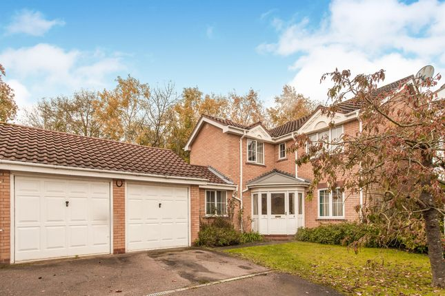 Detached house for sale in Hide Close, Sawston, Cambridge