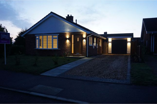 Thumbnail Detached bungalow for sale in Pepper Street, Inkberrow