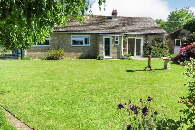 Detached bungalow for sale in Great Heath Road, North Elmham, Dereham