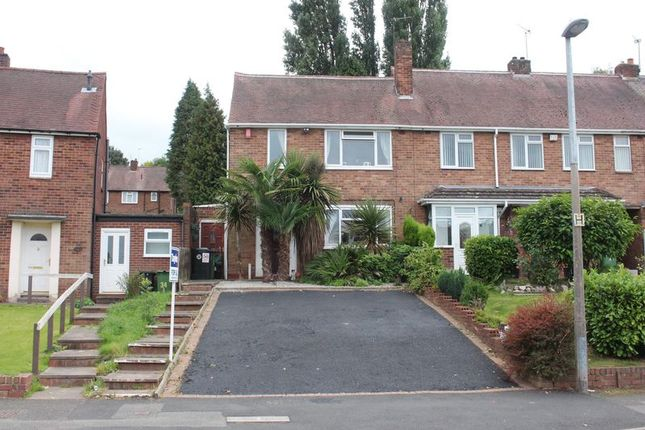Thumbnail Terraced house for sale in Sycamore Road, Kingswinford