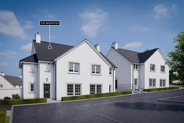 """Thumbnail Semi-detached house for sale in """"Brompton"""" at Laverock Braes Wynd, Grandhome, Bridge Of Don"""