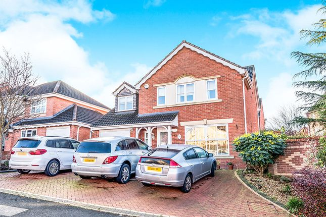 Thumbnail Detached house to rent in Corndean Meadow, Telford