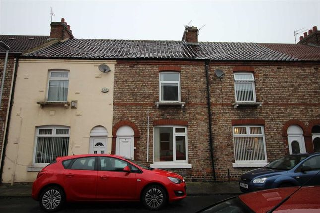 Thumbnail Terraced house to rent in Ida Street, Norton, Stockton-On-Tees