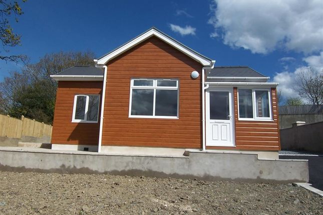 Thumbnail Bungalow for sale in Llanon, Ceredigion