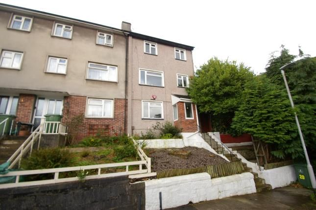 Thumbnail End terrace house for sale in Stoke, Plymouth, Devon