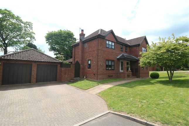 Thumbnail Detached house for sale in Meadow Croft, Sprotbrough, Doncaster, South Yorkshire