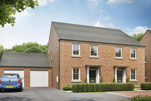 """Thumbnail End terrace house for sale in """"Kedleston"""" at The Mount, Frome"""