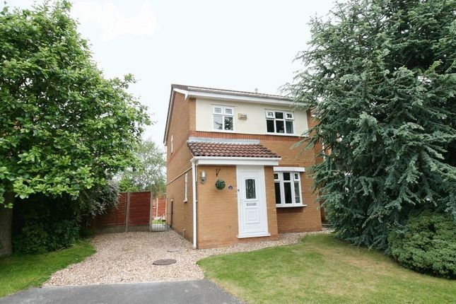 Thumbnail Detached house for sale in Turnberry Close, Astley, Tyldesley, Manchester