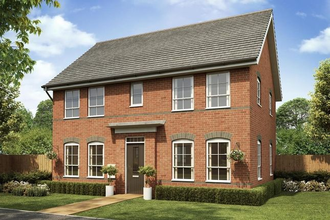 "4 bed detached house for sale in ""Thornbury"" at Filter Bed Way, Sandbach CW11"