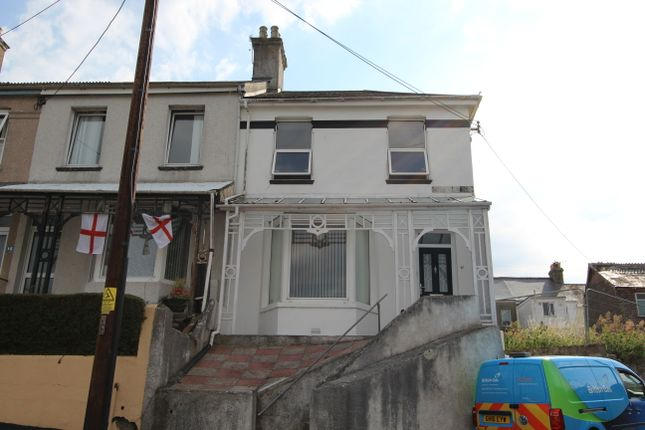 Thumbnail Flat to rent in Moor View, Torpoint
