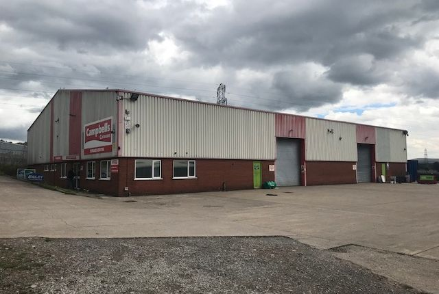 Thumbnail Industrial to let in Lower Philips Road, Whitebirk Ind Est., Blackburn