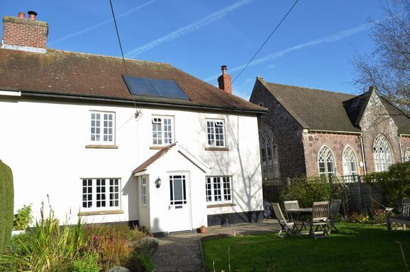 Thumbnail Cottage for sale in Clyst Hydon, Cullompton