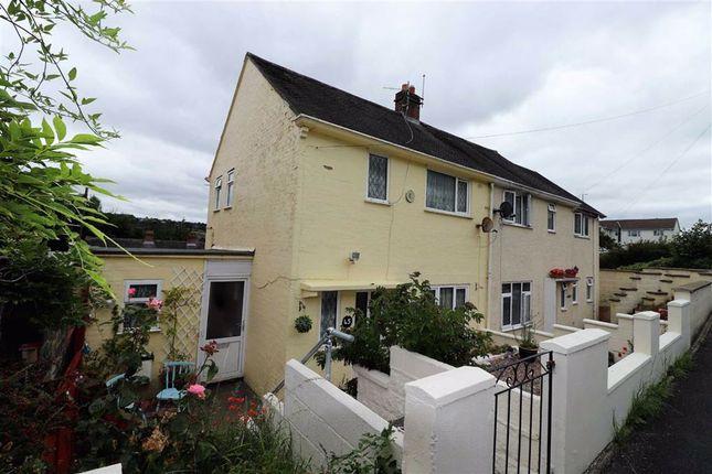 Semi-detached house for sale in Rhydybont, Aberystwyth, Ceredigion