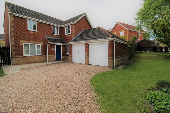 4 bed detached house for sale in Granville Road, Scunthorpe, North Lincolnshire DN15