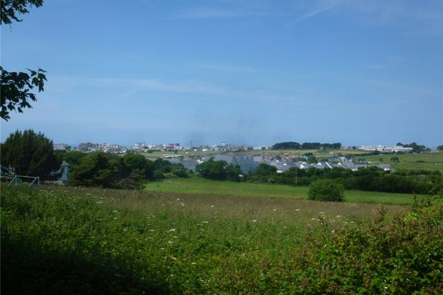 Thumbnail Land for sale in Higher Trencreek, Newquay, Cornwall