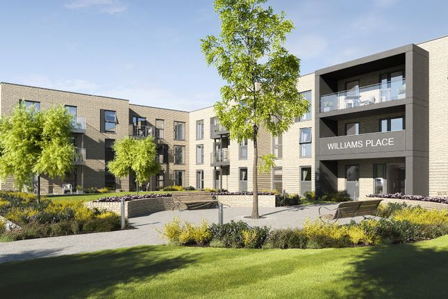 Thumbnail Flat for sale in 170 Greenwood Way, Great Western Park, Harwell, Didcot