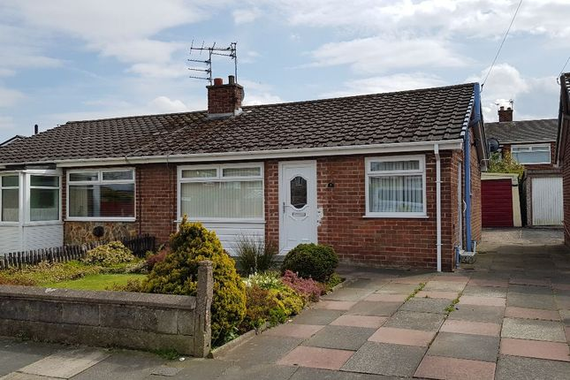 Thumbnail Bungalow to rent in Budworth Avenue, Sutton Manor, St Helens