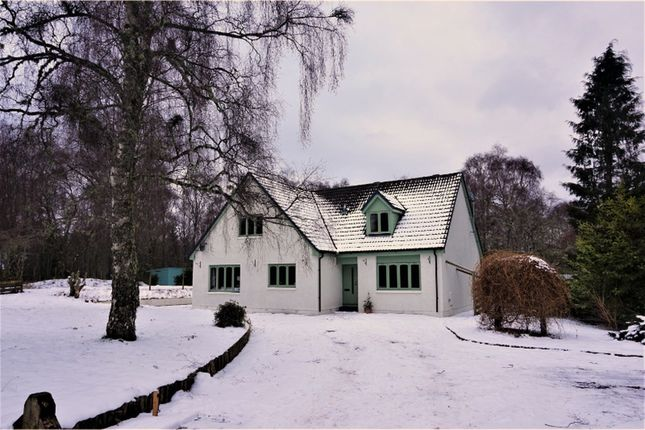 Thumbnail Detached house for sale in Belivat, Nairn