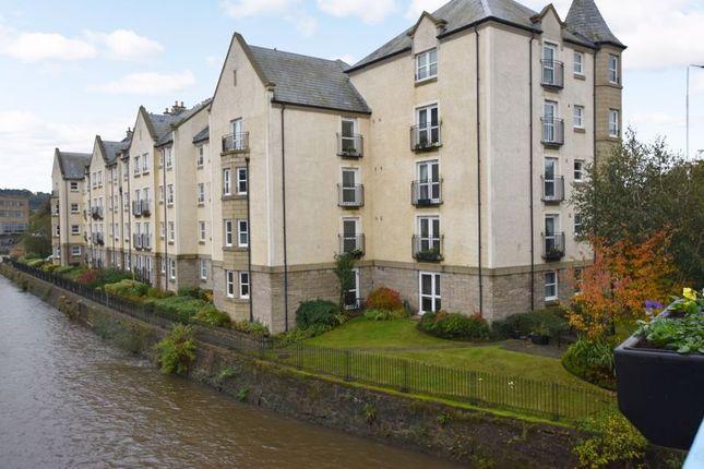 2 bed flat for sale in Eden Court, Cupar KY15